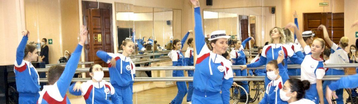 «Импровизация как основа инклюзивного танца»