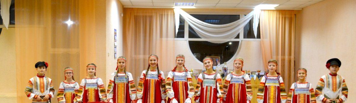 Образцовому ансамблю народной песни «Журавушка» — 25 лет!