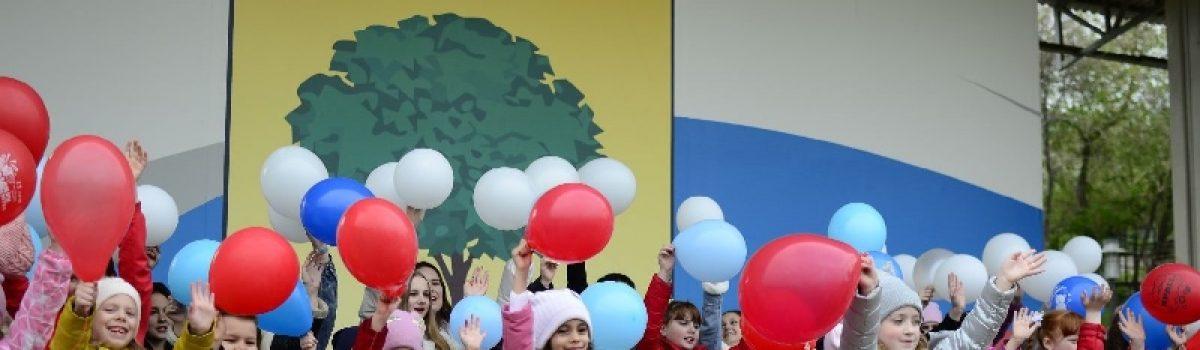 Итоговый концерт образцового вокального ансамбля «Дети России»